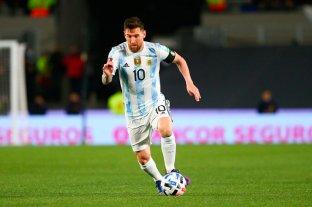 Argentina mantiene el sexto lugar en el Ranking Mundial de FIFA