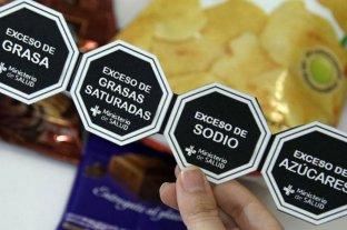 Impulsan una campaña de clicktivismo para que se apruebe la Ley de Etiquetado Frontal de Alimentos