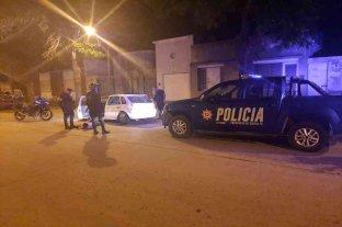Venado Tuerto: alcoholizado huyó de un control, chocó un patrullero y lesionó a un policía