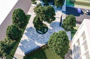 La UNL inaugura la nueva Plaza Principal de Ingreso al Campus FAVE