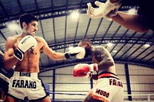 López Azcurra y un combate histórico para el Muay Thai de Santa Fe