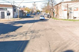 Santa Fe insegura: gritos, corridas y un hombre con dos tiros en la espalda - La zona donde se produjo el hecho
