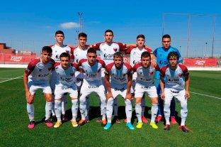 Torneo de Reserva: Colón perdió con Argentinos sobre el final del partido