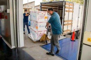 Córdoba recibió 175.350 dosis de vacunas contra el coronavirus