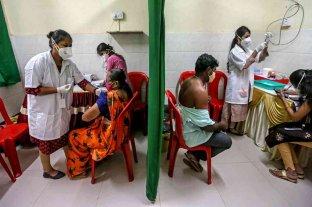 Coronavirus: India superó las mil millones de vacunas aplicadas