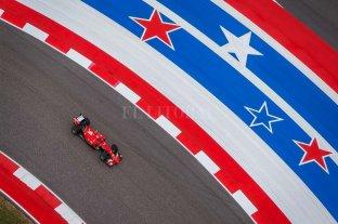 Comienza la actividad del Gran Premio de Estados Unidos