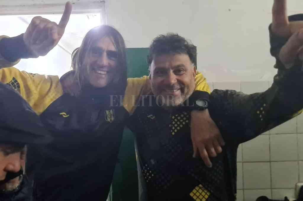 Pancaldo y Lígori, a la final con Deportivo Madryn