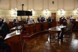 El Senado prorroga sus sesiones ordinarias   -