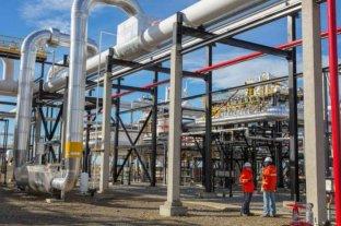 La producción de gas no convencional y petróleo está en alza