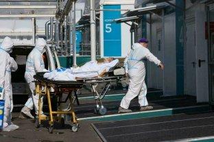 En Rusia los casos y muertes por covid siguen creciendo ante la escasa vacunación