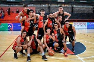 Colón ganó y se consolida en el Torneo Oficial