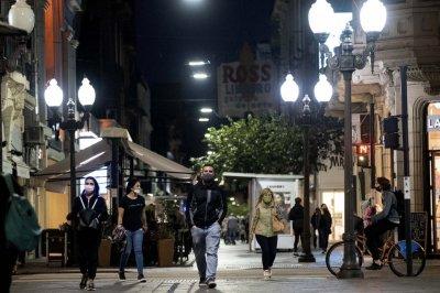 """Se suspende """"La Noche de las Peatonales"""" en Rosario"""