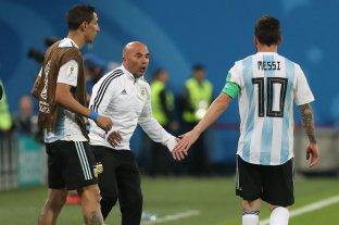 """Sampaoli se reencontrará con Messi: """"Verlo de nuevo en la cancha es una alegría"""""""
