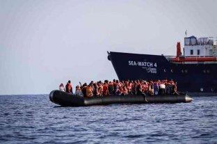 Italia autorizó el desembarque de Sea Watch de la ONG alemana con 406 migrantes rescatados