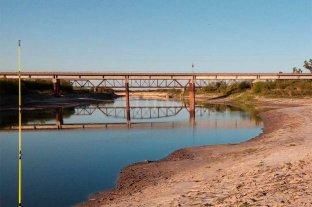 Increíble hallazgo: familia santafesina encontró restos fósiles mientras pescaban en el Río Salado - El lugar donde se produjo el asombroso hallazgo.