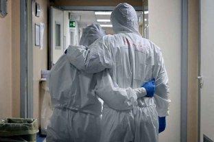 La OMS estima que entre 80.000 y 180.000 trabajadores sanitarios murieron por Covid-19