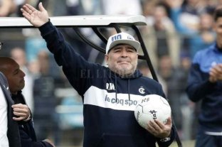 La Liga Profesional hará un homenaje a Diego Maradona por su cumpleaños