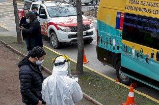 Coronavirus: el 100% de los casos en Uruguay son por la variante Delta