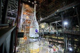 La NASA prevé lanzar en febrero de 2022 su nuevo programa lunar Artemis