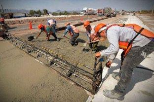 El empleo en la construcción superó los niveles previos a la pandemia