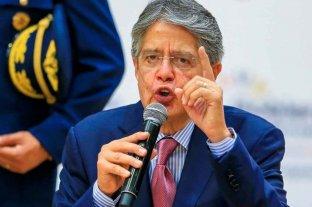 Acosado por las protestas, Lasso frenó la suba de las naftas y ordenó cuidar precios de la canasta básica