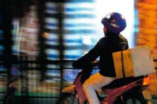 Emboscaron a un delivery, le robaron la moto y le dispararon mientras huían - Imagen ilustrativa