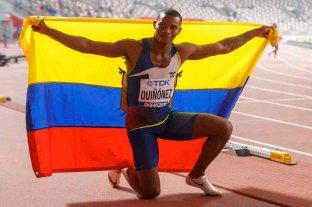 Asesinaron al velocista olímpico ecuatoriano Álex Quiñónez