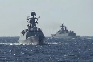 Rusia y China realizan por primera vez ejercicios militares conjuntos