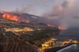 La isla La Palma sufrió un terremoto de magnitud 4.9
