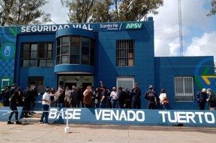 La Policía de Seguridad Vial tiene nueva base en Venado Tuerto