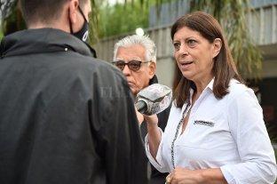 """Clara García: """"Queremos un debate a fondo con Losada y Lewandowski para conocer qué propuestas tienen para Santa Fe"""""""