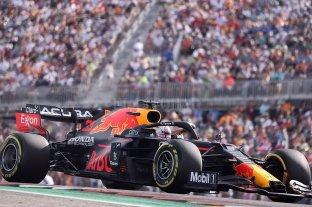Verstappen le ganó el mano a mano a Hamilton y saldrá en la pole en Austin
