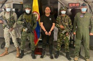 """Cayó """"Otoniel"""", el narco más buscado en Colombia"""