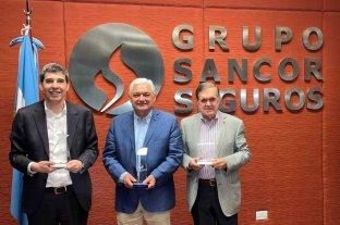 Una vez más, el Grupo Sancor Seguros fue reconocido en los Premios Prestigio