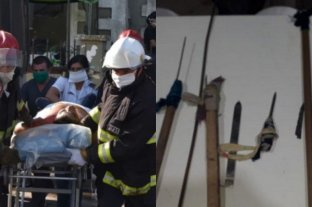 Video: un motín en Corrientes dejó al menos cuatro heridos