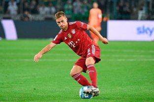 Jugador del Bayern Múnich afirmó que no está vacunado y desató la polémica en la Bundesliga