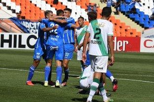 Godoy Cruz derrotó a Banfield en Mendoza