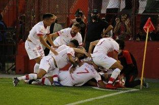 Huracán se quedó con el clásico ante San Lorenzo
