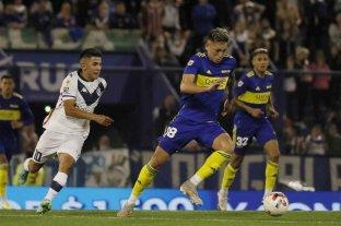Vélez superó a Boca por 2 a 0 y lo alejó de la pelea por el campeonato