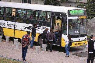 Se eliminaron las restricciones para la cantidad de pasajeros en el transporte público