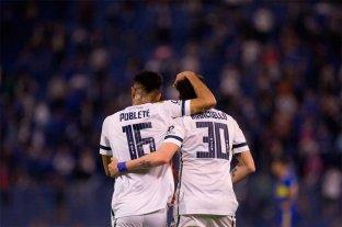 Así quedó la tabla de posiciones tras los partidos del domingo - Vélez le ganó a Boca y quedó tercero.