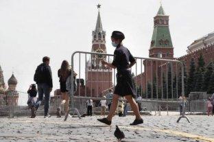Más de mil muertes y un nuevo récord de contagios de covid en Rusia -
