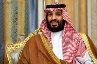 Arabia Saudita: un ex espía denunció al príncipe Mohamed bin Salman de enviar sicarios para asesinarlo - El príncipe heredero de Arabia Saudita, Mohamed bin Salman.
