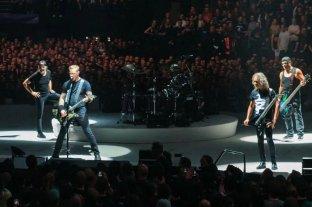 Finalmente Metallica anunció la fecha de su próximo recital en la Argentina