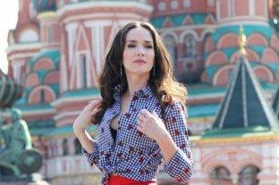 Natalia Oreiro ya tiene ciudadanía rusa, se la otorgó  Vladímir Putin