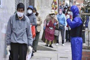 Preocupación en Bolivia, ante el aumento de casos de coronavirus por cuarta semana consecutiva