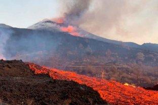 Evacuaron uno de los prostíbulos más conocidos de La Palma por la actividad volcánica