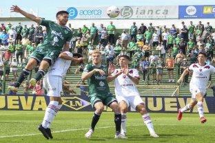 Sarmiento venció a Newells Old Boys en Junín