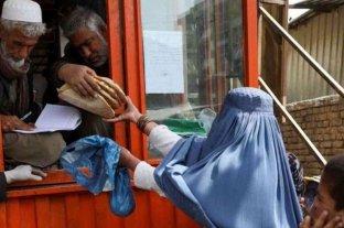 Afganistán: advierten que más de la mitad de la población afrontará una grave crisis alimentaria