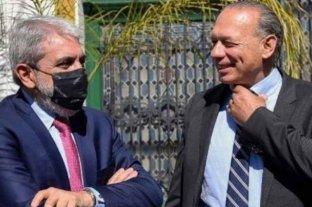 """Berni criticó a Aníbal Fernández e ironizó con la frase que el ministro usó contra Nik: """"¿Fui claro o le hago un dibujito?"""""""